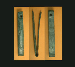 Belt or Strap Mount, Suspension Loop terminal, c. 1st Cent.